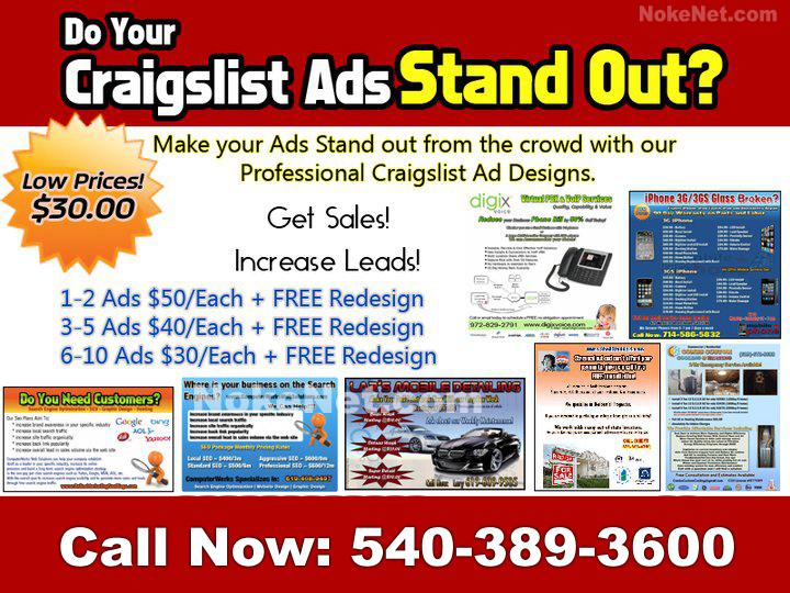 craigslist-ad-design